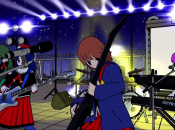Feature: Feature: Drumming To The Beat With Switch Music Title Gal Metal