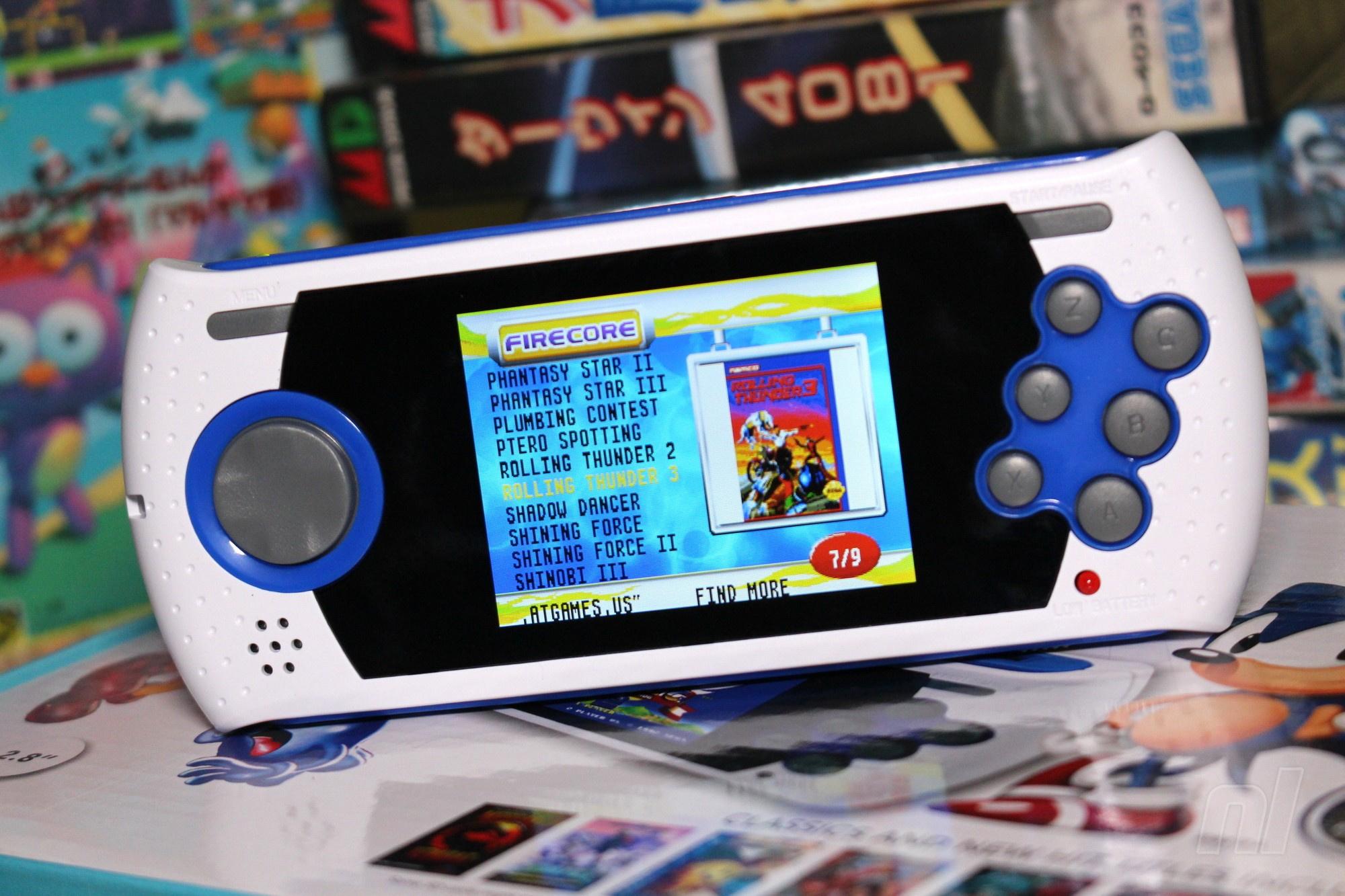 Hardware Review: Sega's Heritage Deserves Better Than The