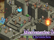News: Mercenaries Saga Chronicles Brings A Trilogy Of Tactical RPGs To Your Switch In February