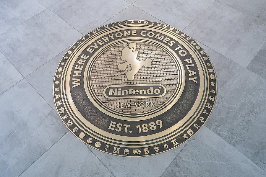Nintendo NY - Nintendo World Store, New York