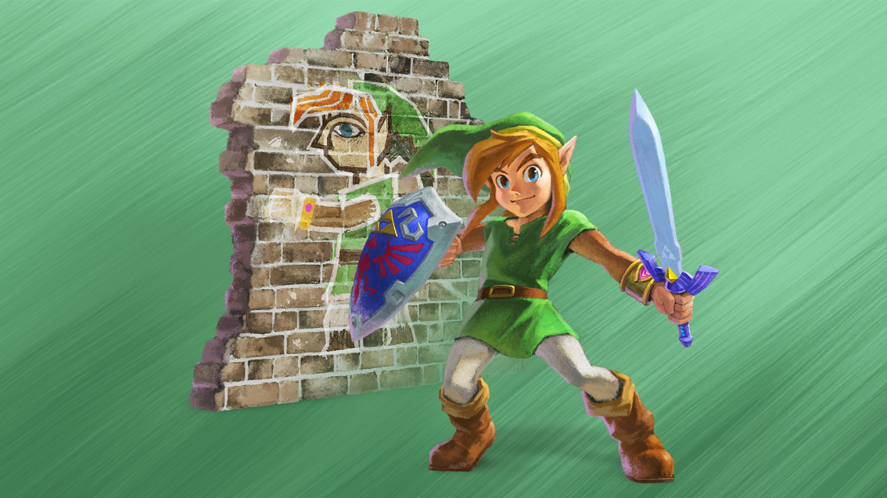 Reddit Wonders If Zelda: A Link Between Worlds Is Coming To