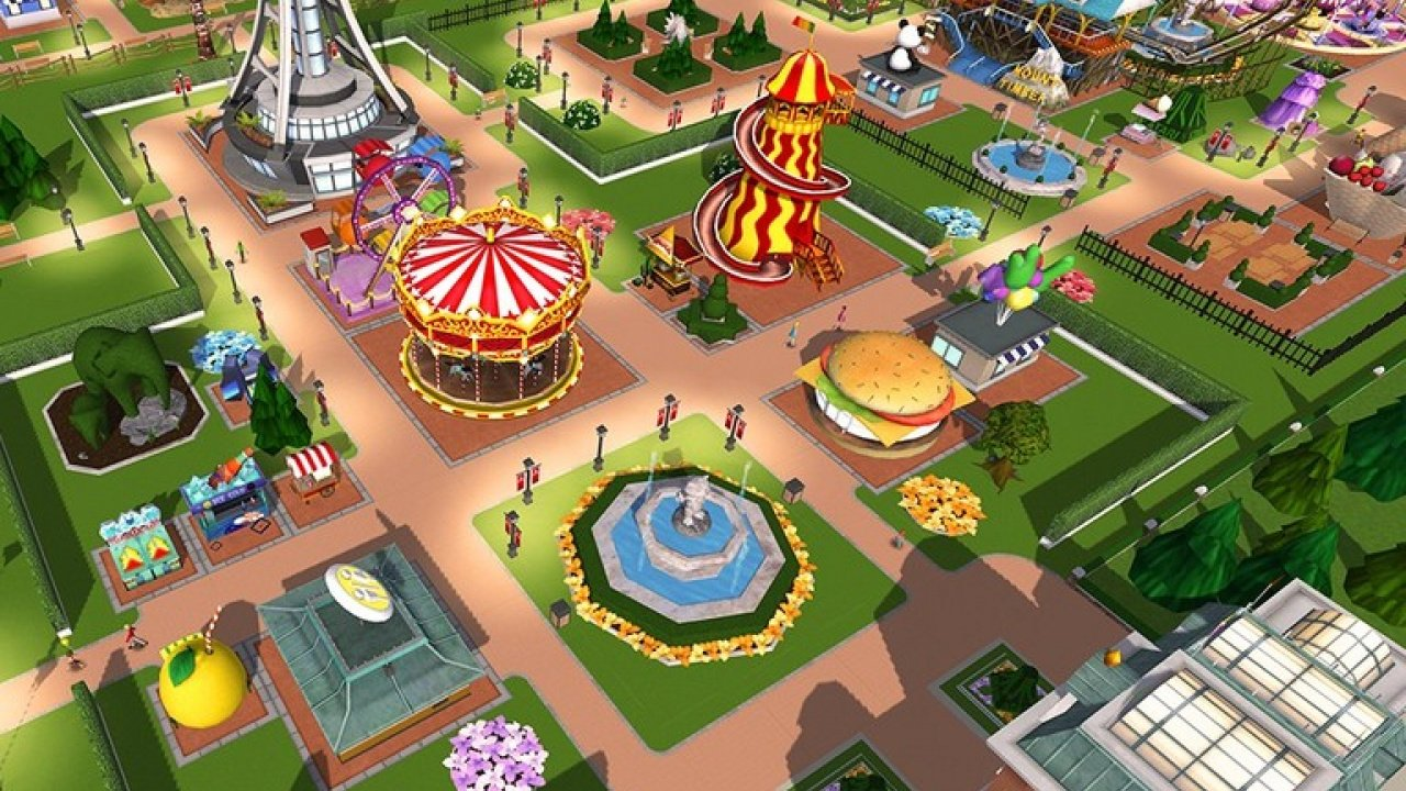 Rollercoaster Tycoon Could Be Coming To The Switch