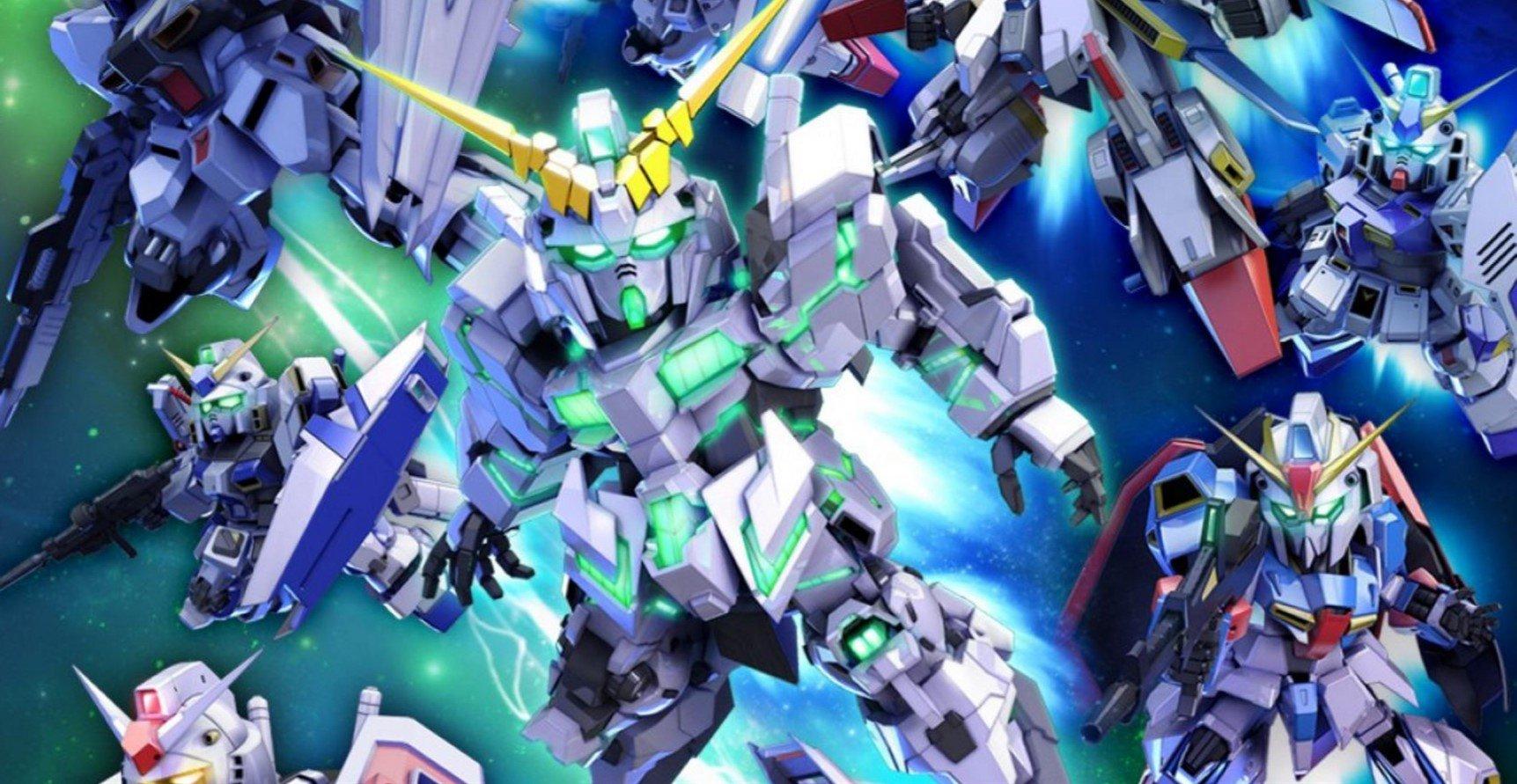 SD Gundam G Generation Genesis To Hit Japanese Switches This