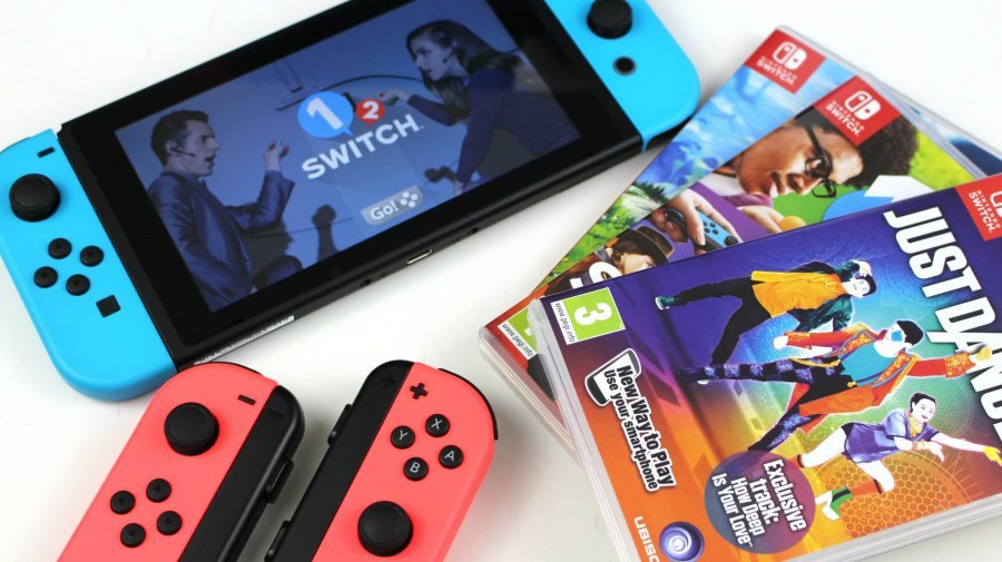 Switch Sales France And Italy