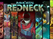 News: Wield The Power Of Gods (And Some Huge Guns) As Immortal Redneck Heads To Switch