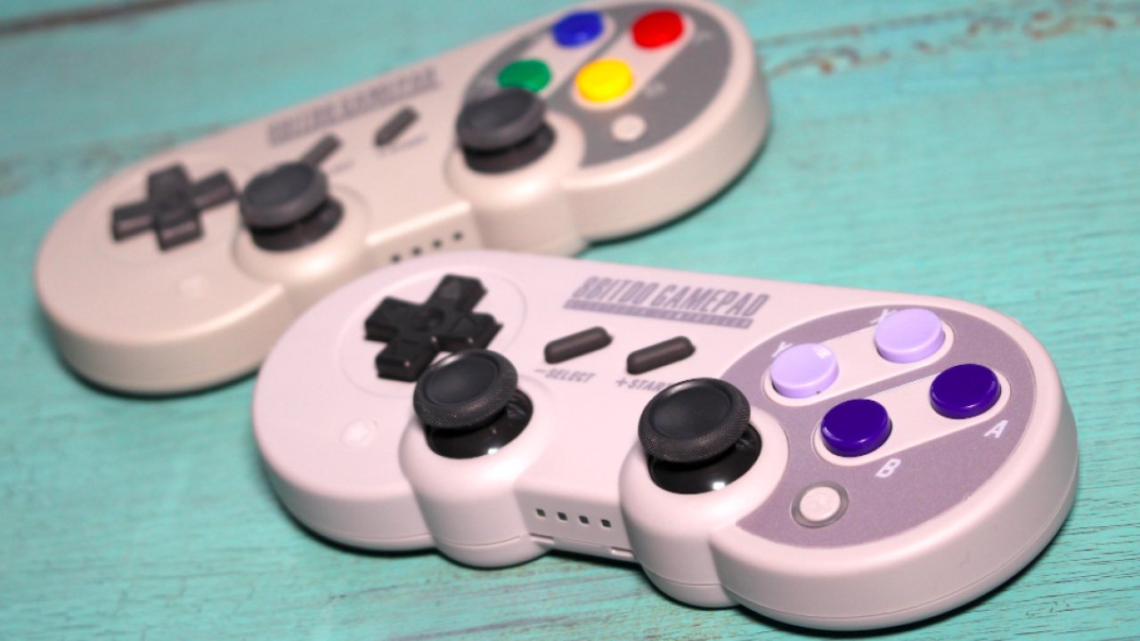 8Bitdo's Latest SN30 Pro Controller Firmware Update Improves