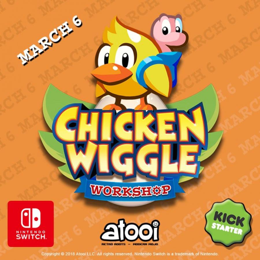 Chicken Wiggle Workshop