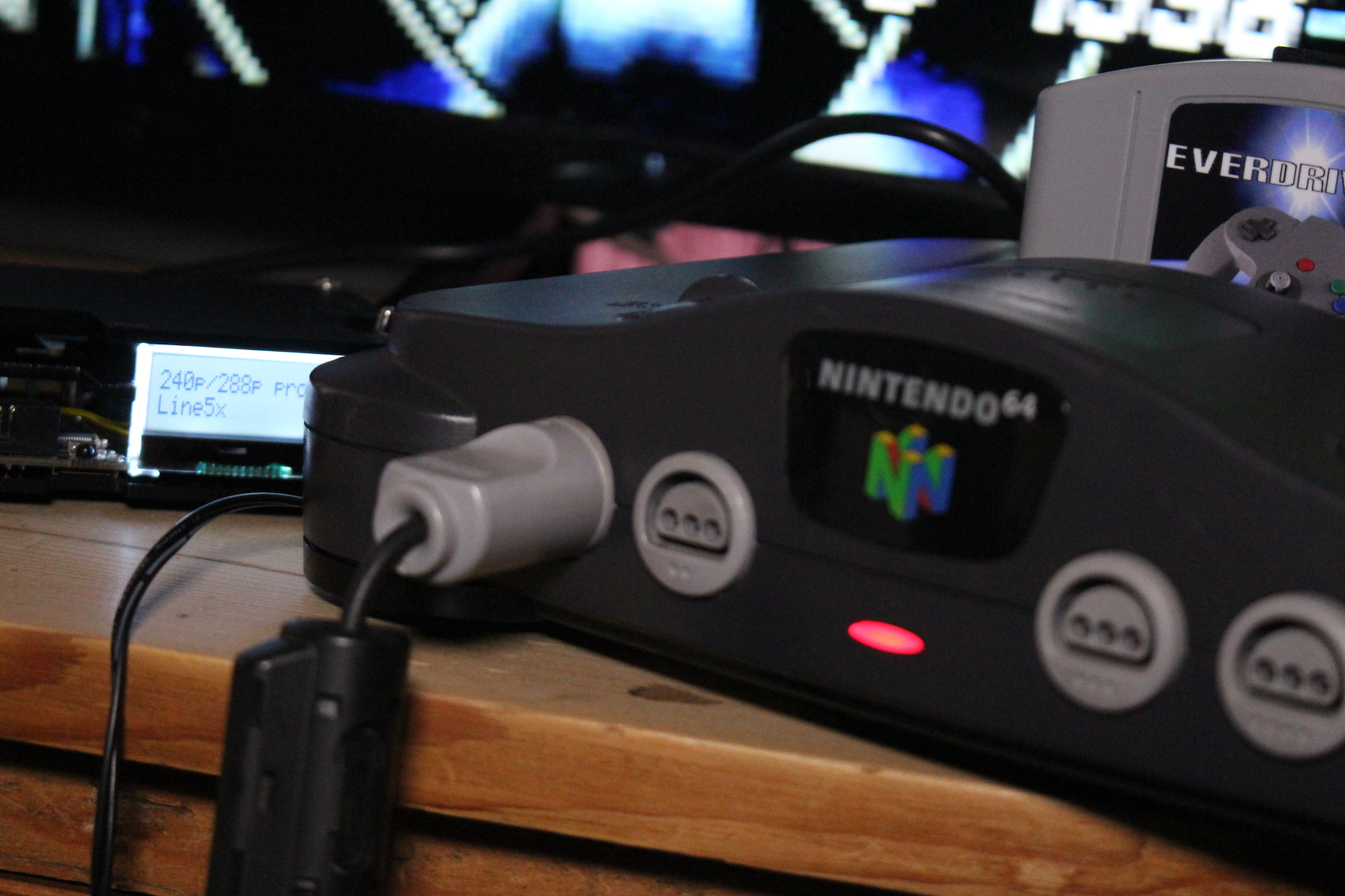 Getting The Best Picture Out Of Your Nintendo 64: The RGB Edition