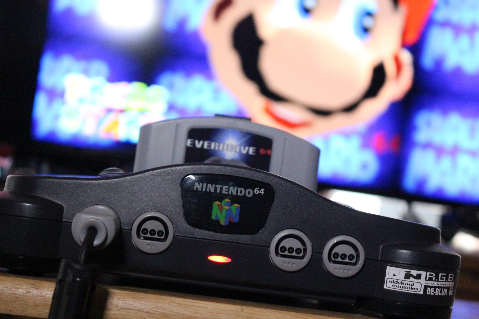 Getting The Best Picture Out Of Your Nintendo 64: The RGB
