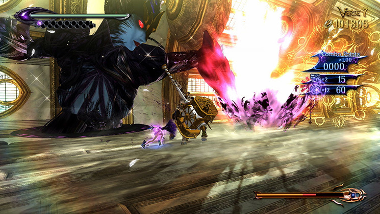 Bayonetta 2 Combo List - All Of The Attack Combos By Weapon - Guide