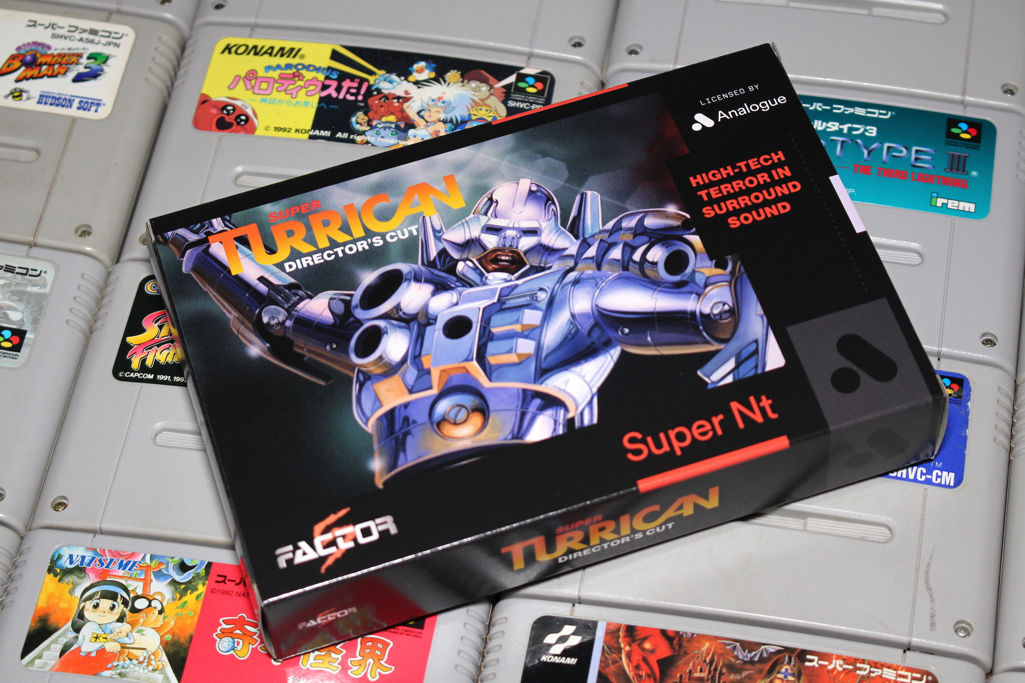 Hardware Review The Analogue Super Nt Is Ultimate Way To Play Knight Raizer Portable Ps2 3 Img 7480