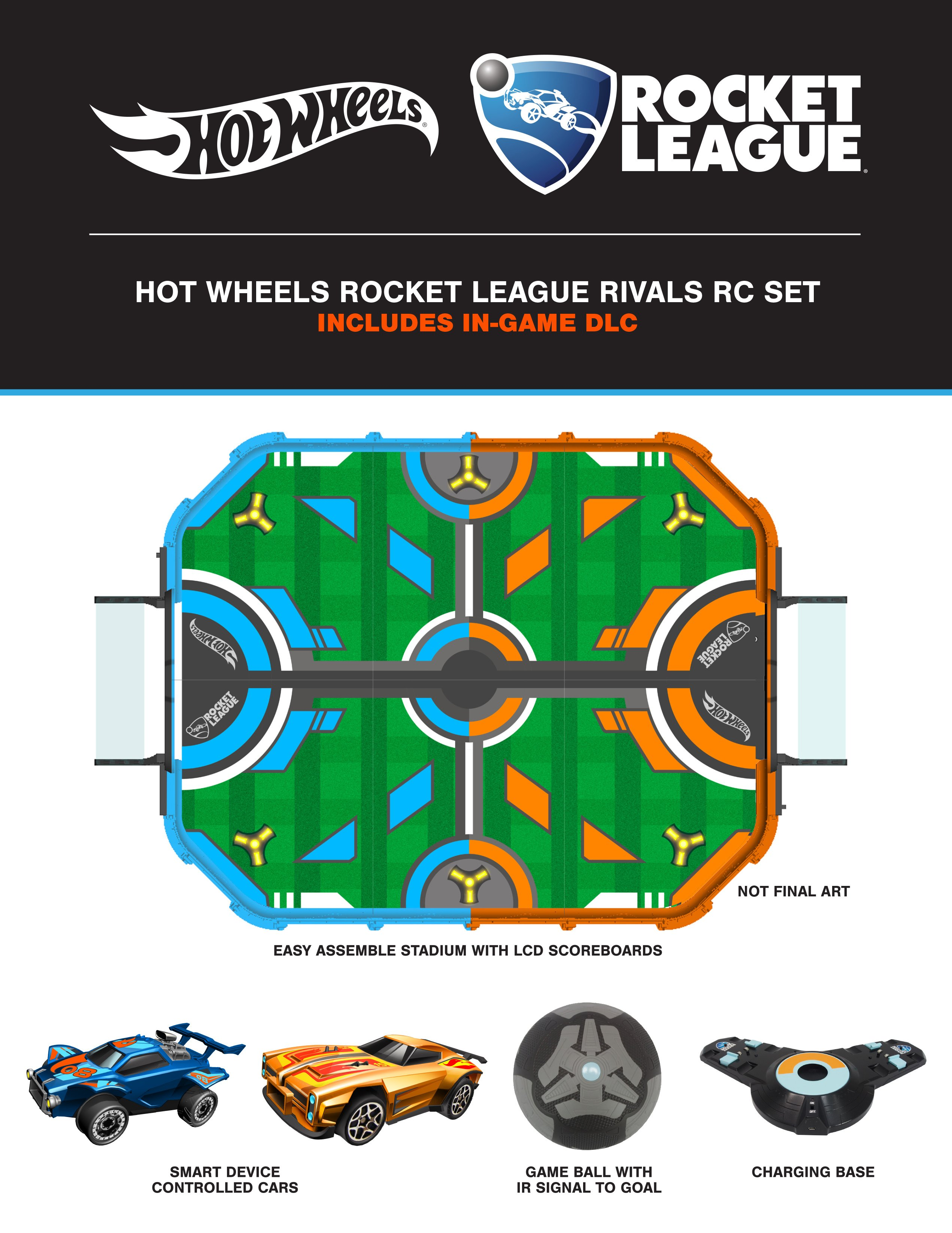Rocket League is Getting Some Cool Merchandise