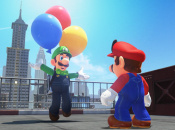 Article: Luigi's Balloon World Is Now Available In Super Mario Odyssey