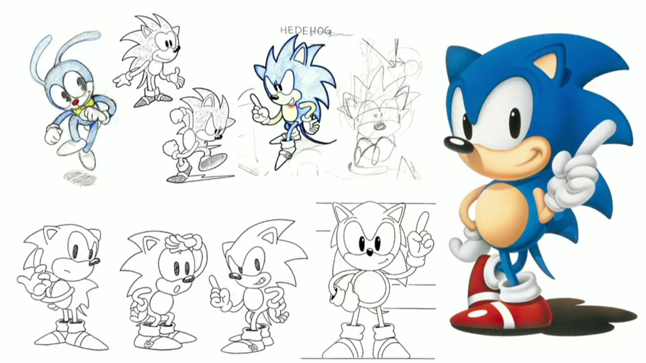 Oh Boy Sonic The Hedgehog Was Almost Human Nintendo Life