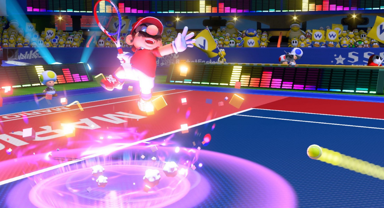 download mario tennis aces for android