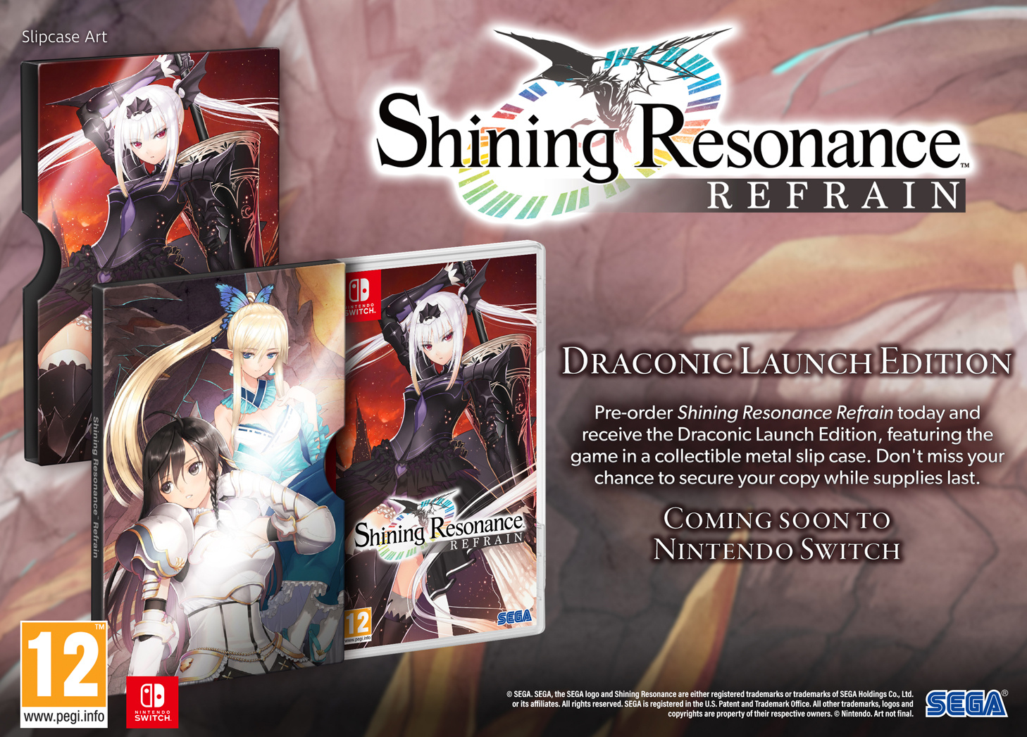Sega's Shining Series Returns To The West After A Decade