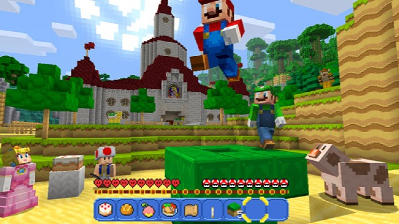 The Platform Unifying Minecraft Bedrock Edition Looks Like A Chip Off The Old Block Nintendo Life