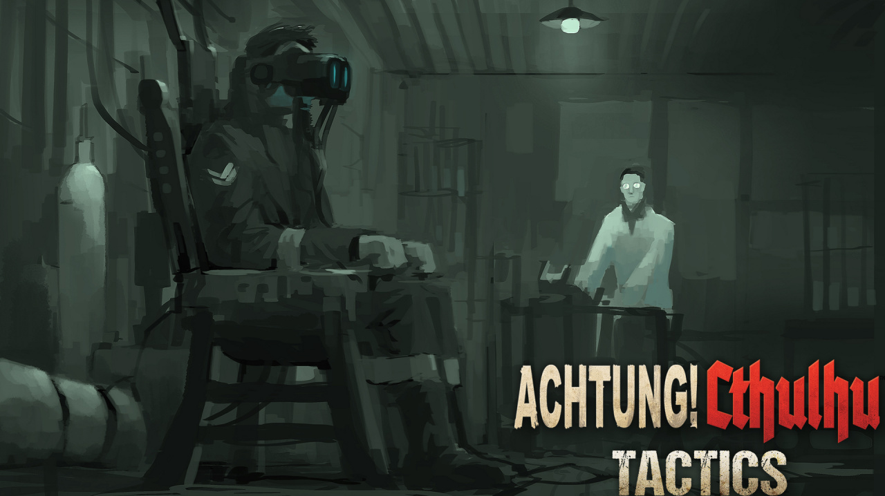 Achtung Cthulhu Tactics The Forest Of Fear Is Heading