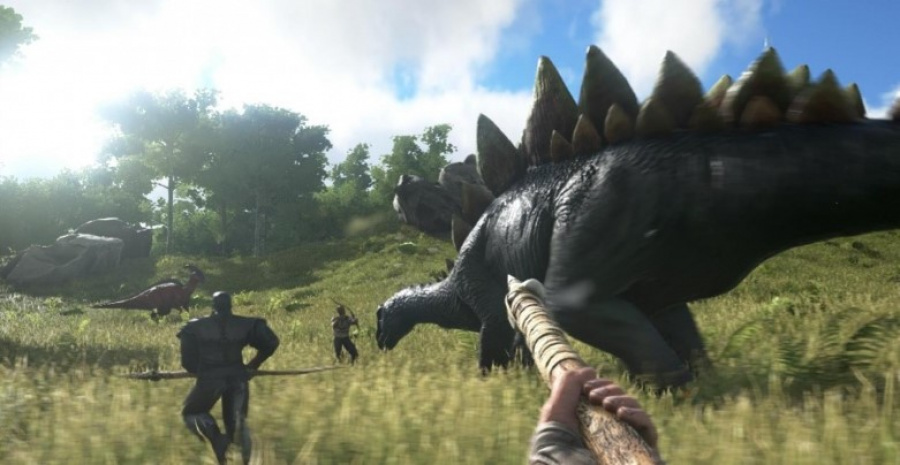 Ark: Survival Evolved Dev Says The Difference Between PS4