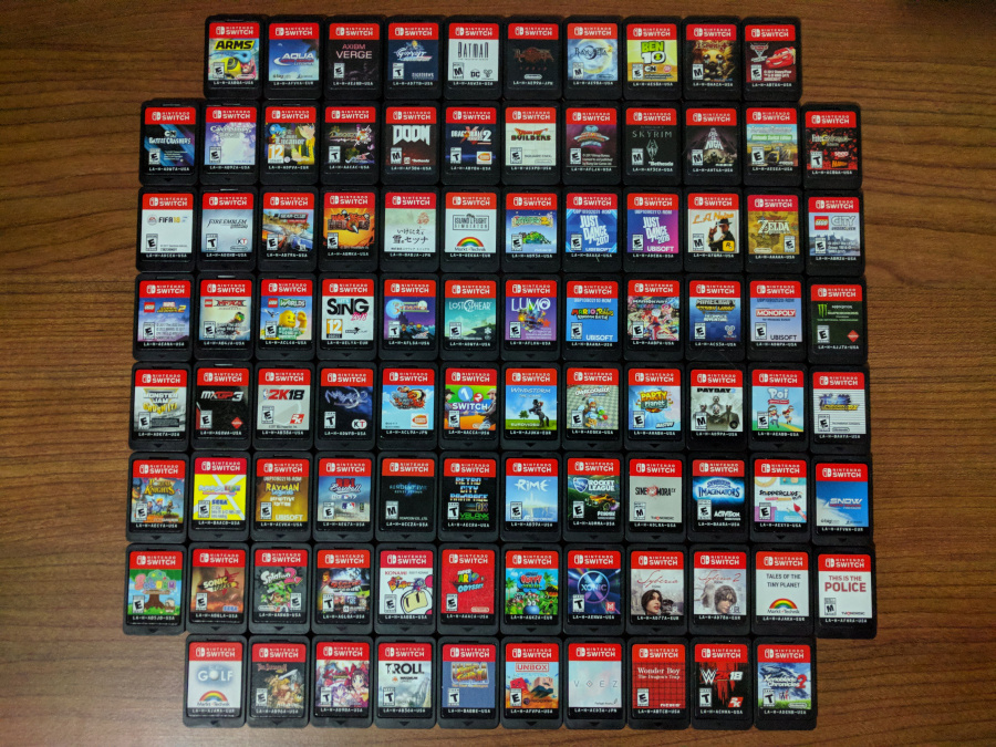 Switch carts