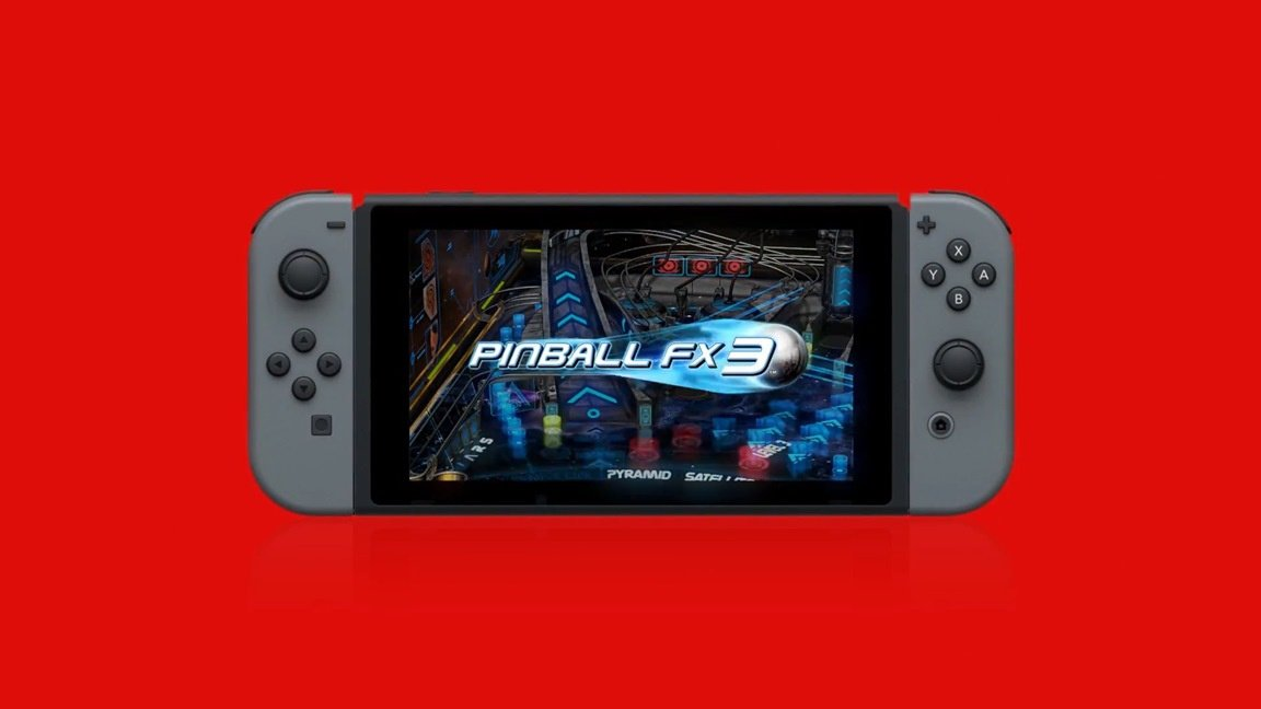 Flipping Heck, That Pinball FX3 Switch Patch Is Coming After