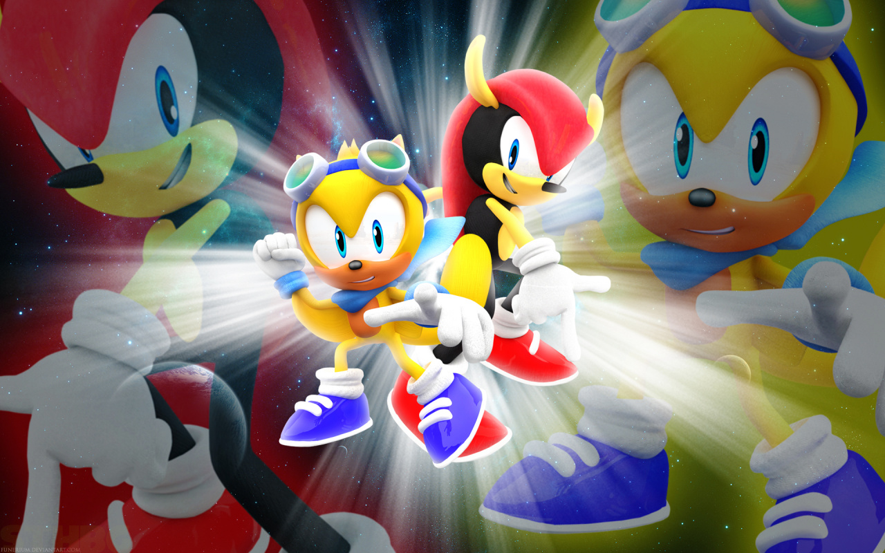 Sonic Mania Plus announced with new playable characters