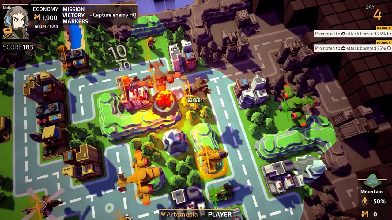Tiny Metal's Free Multiplayer Update Is Mobilising This May