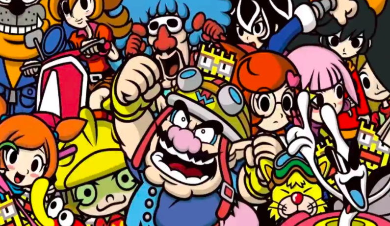 Wario Goes Gold with WarioWare Gold