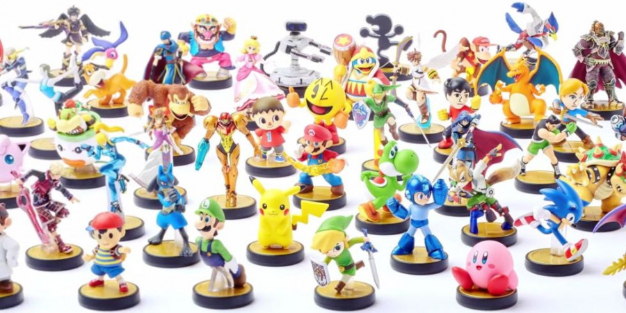 While Other Toys To Life Products Struggle Sales Of Amiibo Continue