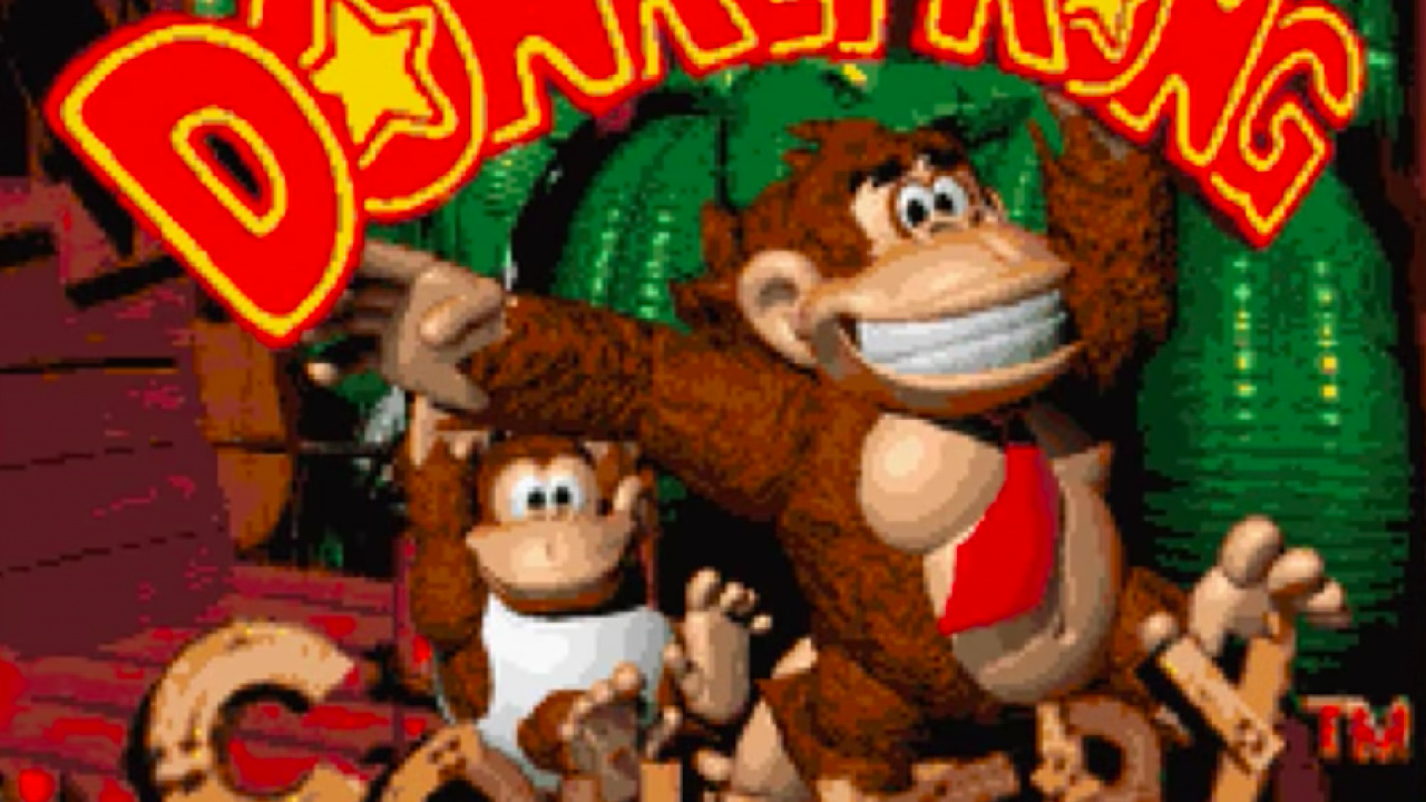 random  here u0026 39 s what donkey kong country would have looked