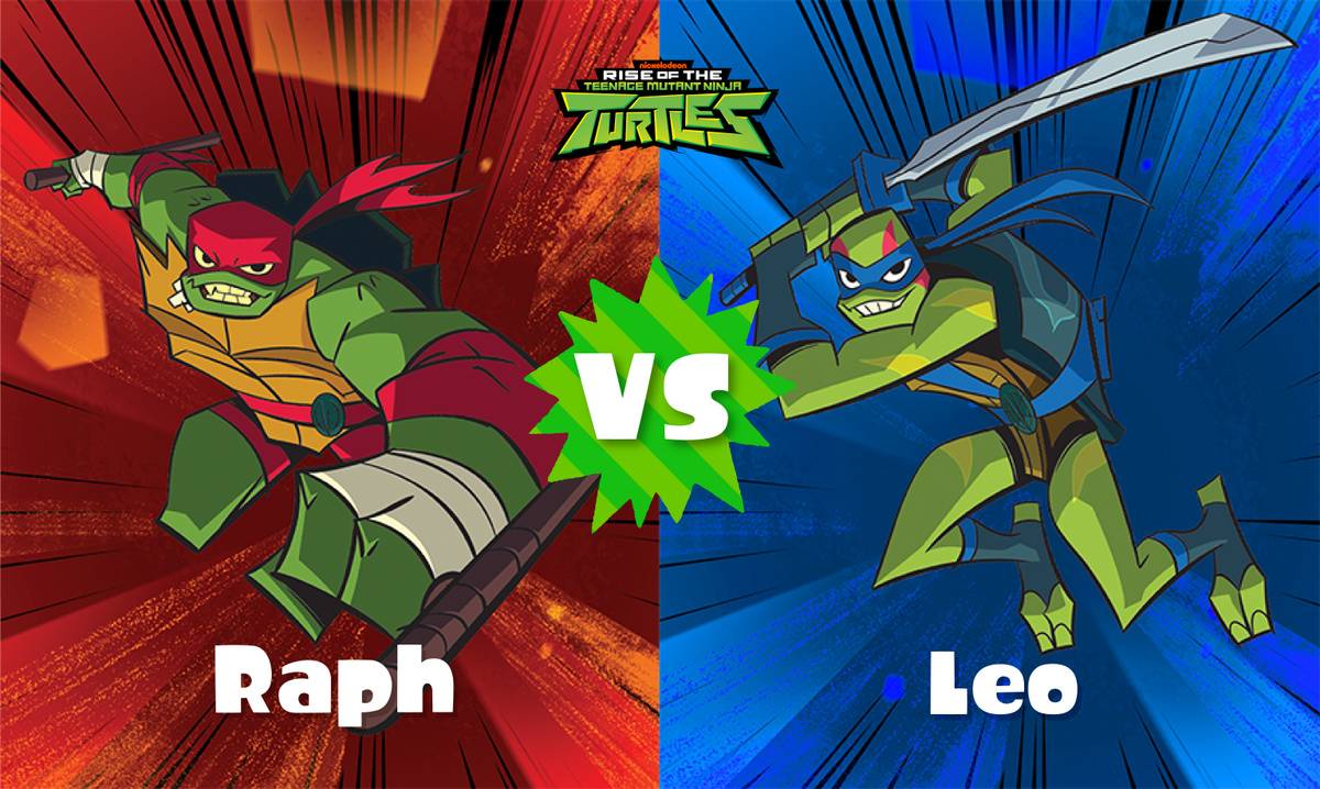 Splatoon 2 Ninja Turtle Splatfest takes place over May