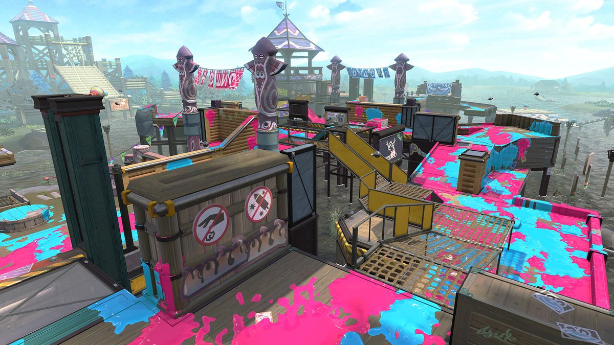 splatoon 2 version 3 0 0 arrives later today includes fan favourite