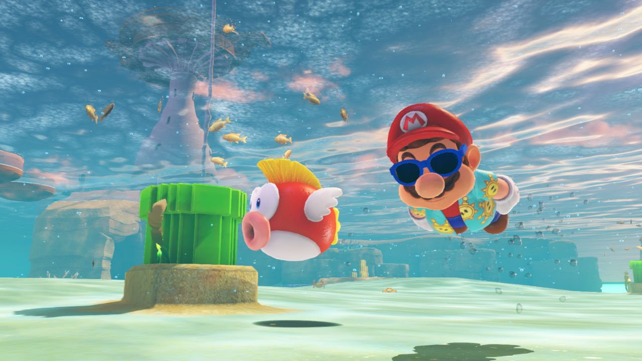 Super Mario Odyssey Passes The 10 Million Sold Marker Nintendo Life