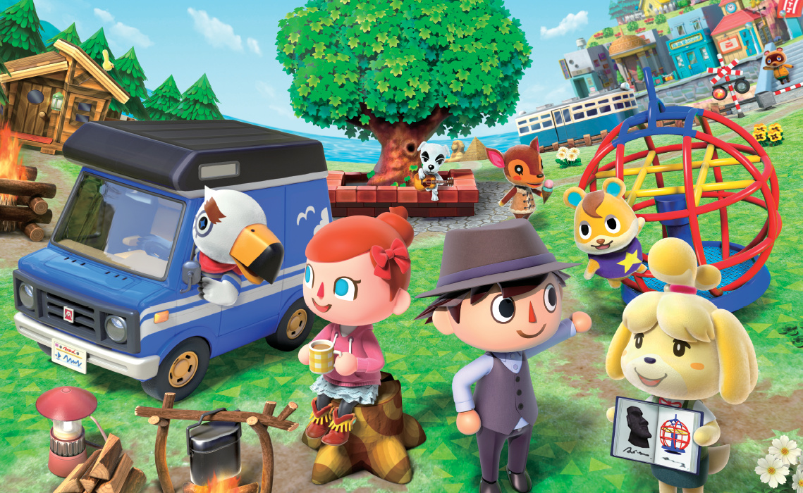 Animal Crossing, Donkey Kong And Super Mario Maker On 3DS