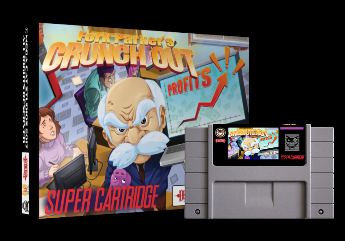 Devolver Digital & Megacat Studios Create New SNES Game To Benefit Charity