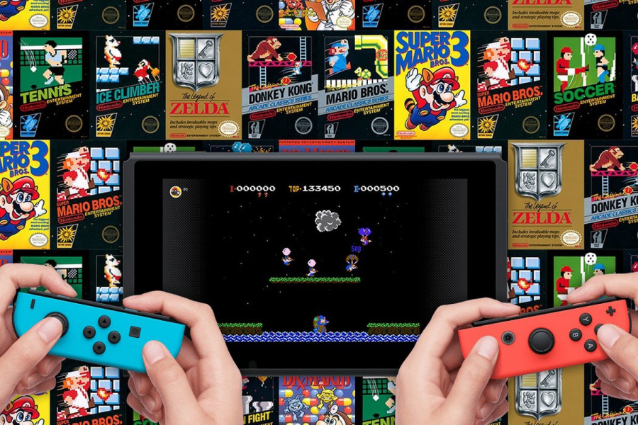 Nintendo Switch Online - NES