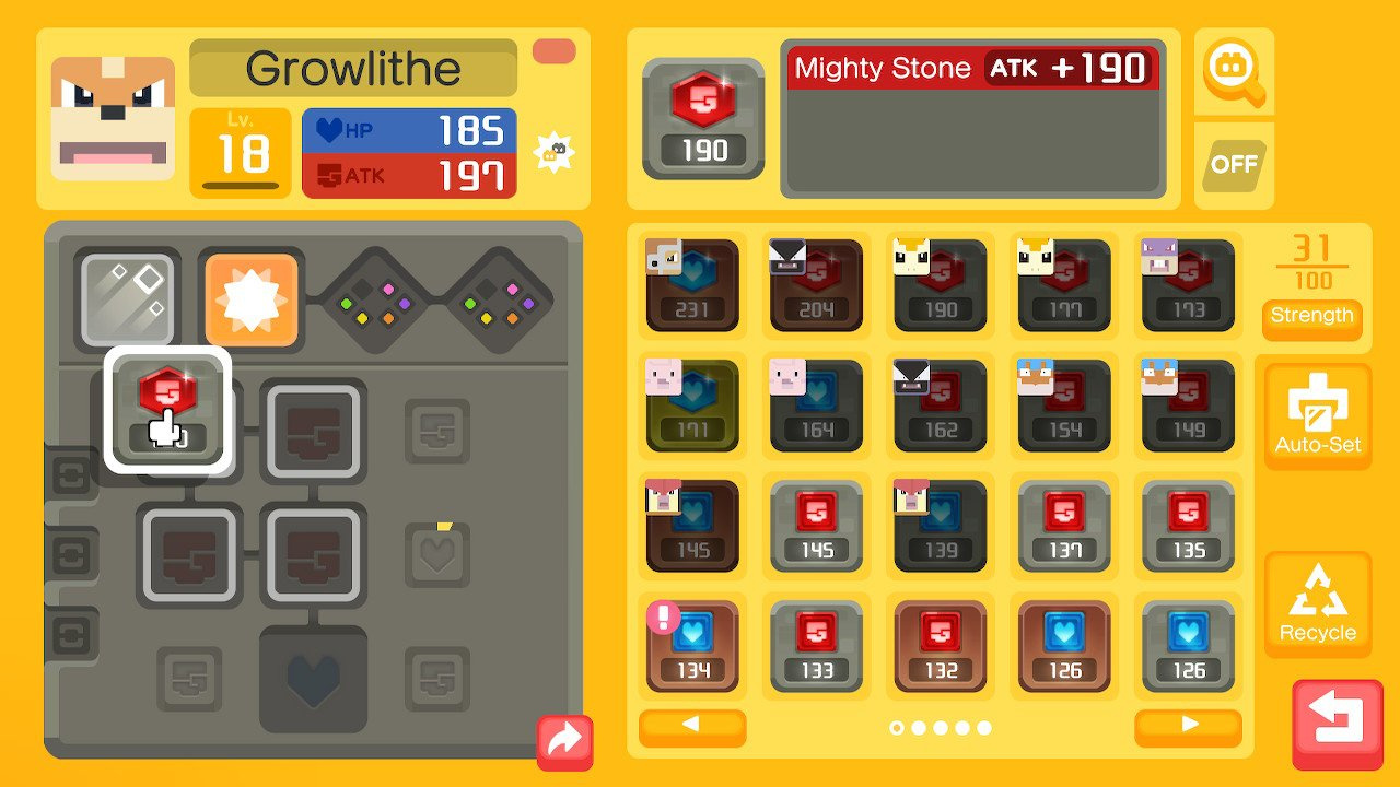 Pokémon Quest Beginner's Guide – How To Level Up Faster, Increase