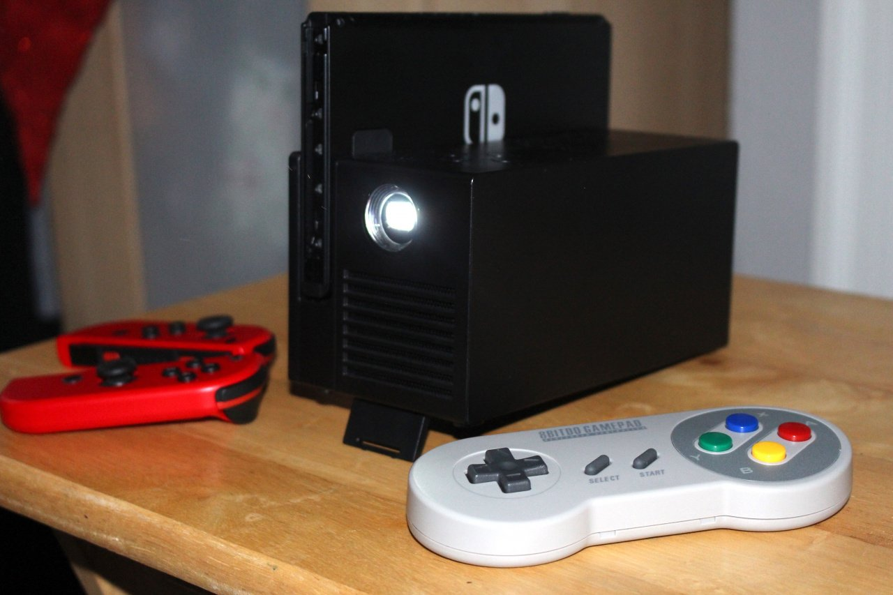 Hardware Review: OJO Projector For Nintendo Switch - The Ultimate Accessory?