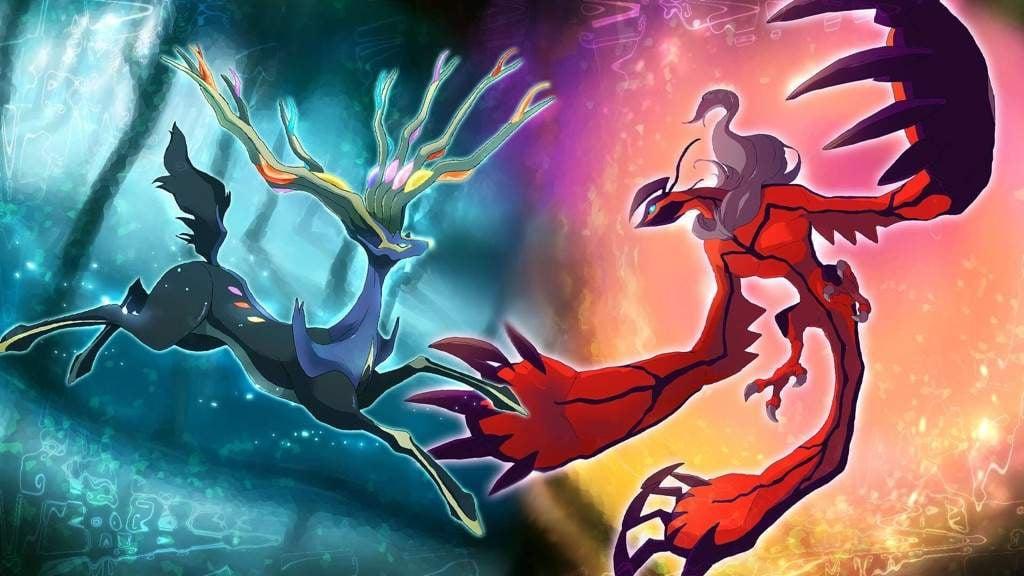 Legendary Pokémon Xerneas And Yveltal Distribution Begins ...
