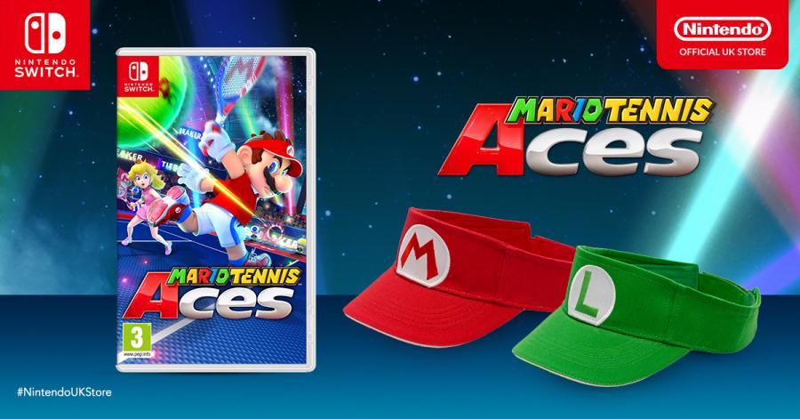 Mario Tennis Aces Preorder
