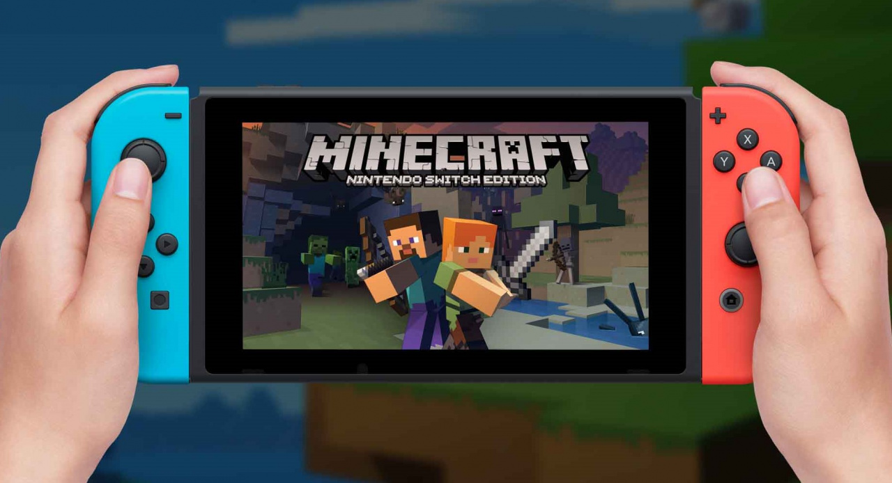 Minecraft Crossplay And Achievments Coming To Nintendo Switch