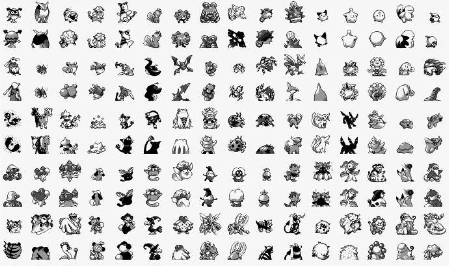 Never Before Seen Pokémon Designs Show How Gold And Silver Could