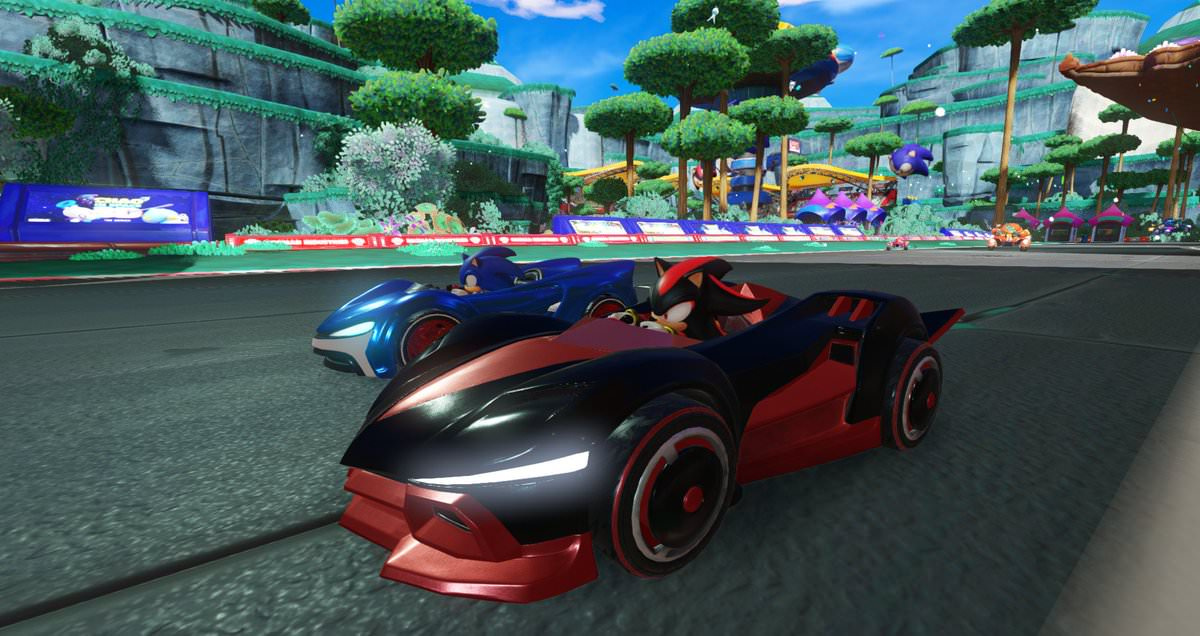 Team Sonic Racing Officially Announced, Launching Winter 2018