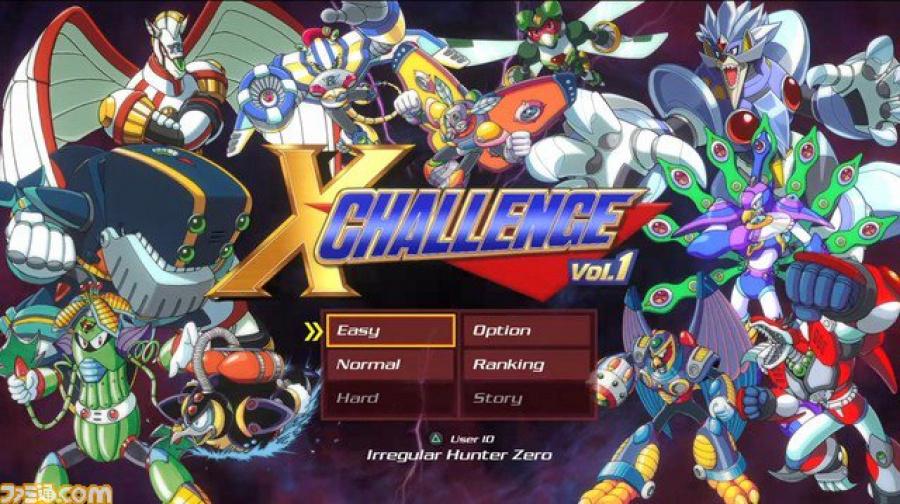 X Challenge