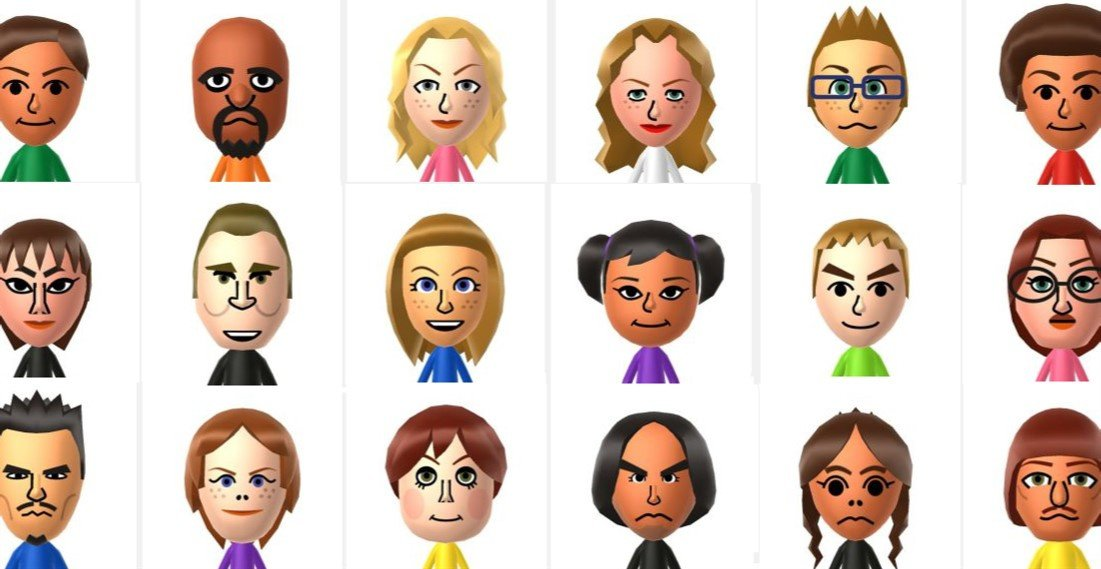 Youll Soon Be Able To Edit Your Mii Characters From The Comfort Of