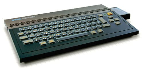 The SC-3000 was aimed at computer users but was essentially the same system