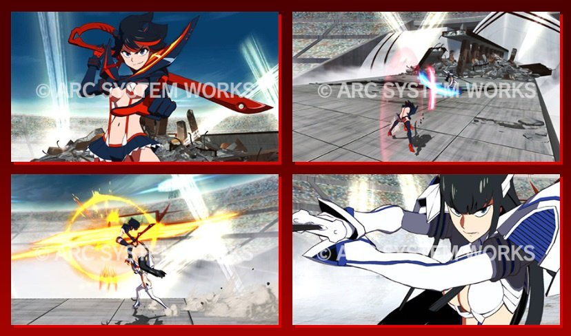 Kill La Kill The Game Revealed