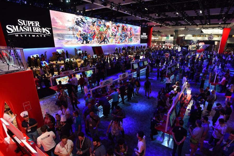 Nintendo @ E3 2018