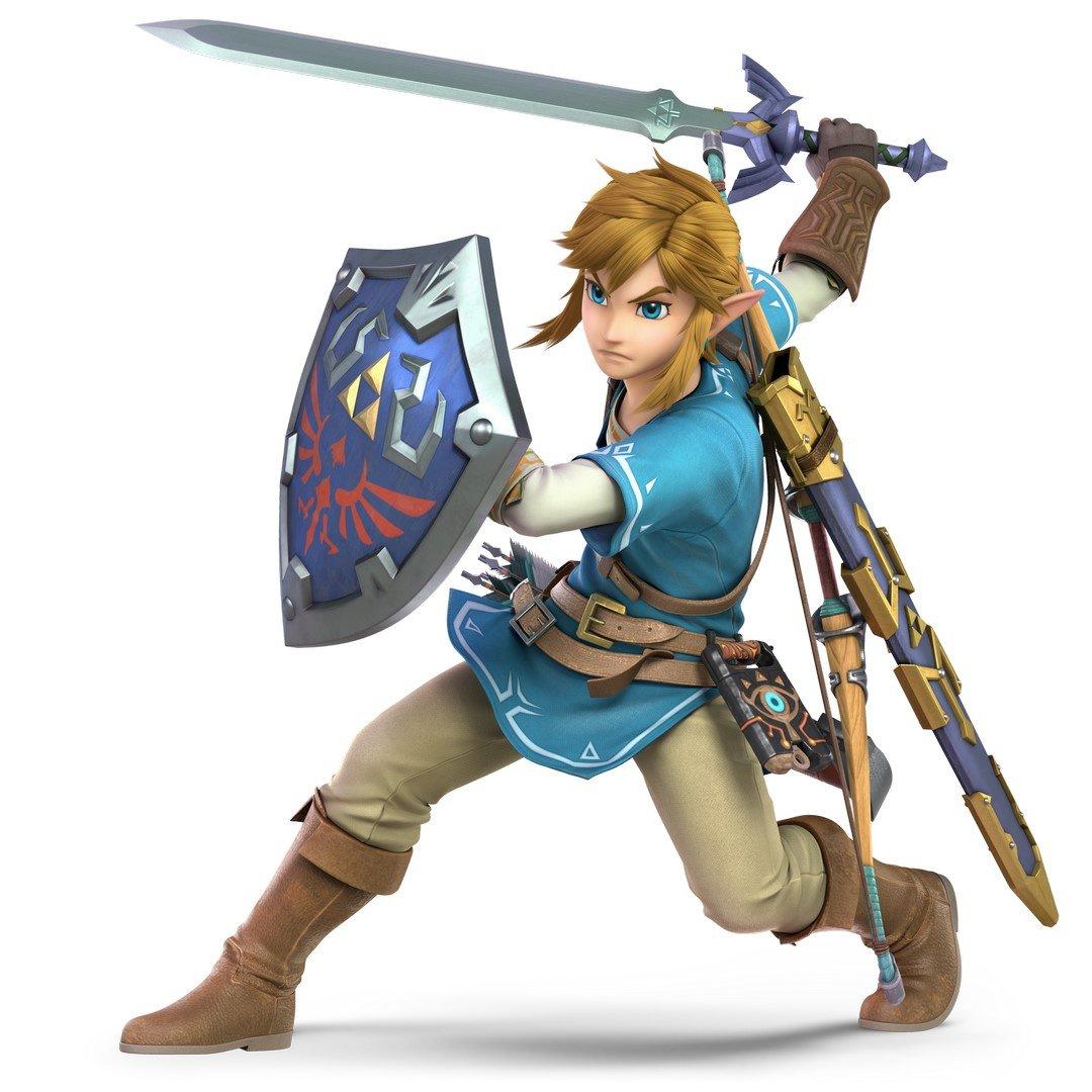 Super Smash Bros  Ultimate Full Character Roster List