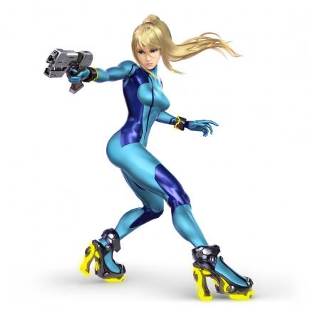 29. Zero Suit Samus